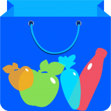 OrderJoy Online Grocery Shop Icon