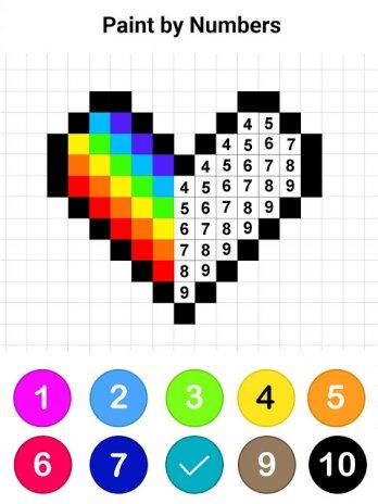 No.Draw - Páginas para colorear por números 1.2.0 Descargar APK para ...