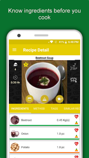 Soup & Curry Recipes: Healthy Nutritious Diet Tips screenshot 11