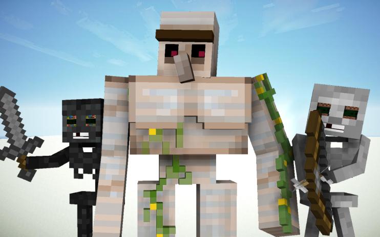 Mob Skins For Minecraft Download APK For Android Aptoide - Mob skins fur minecraft