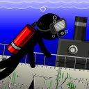 Stickman Underwater Death