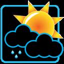 Weather Rise Clock