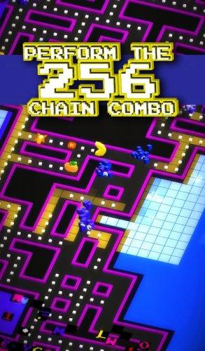 PAC-MAN 256 - Endless Maze screenshot 2