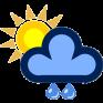 pogoda 5 dni icon