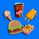 Memory Game For Kids-Fast Food