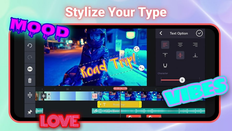 KineMaster – Editor Video Pro screenshot 7