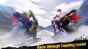 Hill Top Bike Rider 2019 Screen