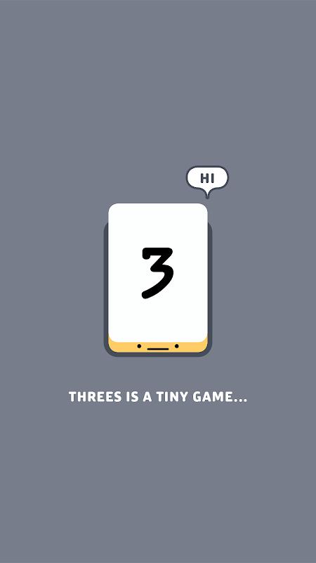 Threes! screenshot 2