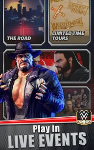WWE Champions Free Puzzle RPG screenshot 2