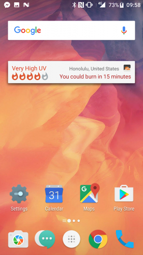 UVLens - UV Index Forecasts screenshot 4