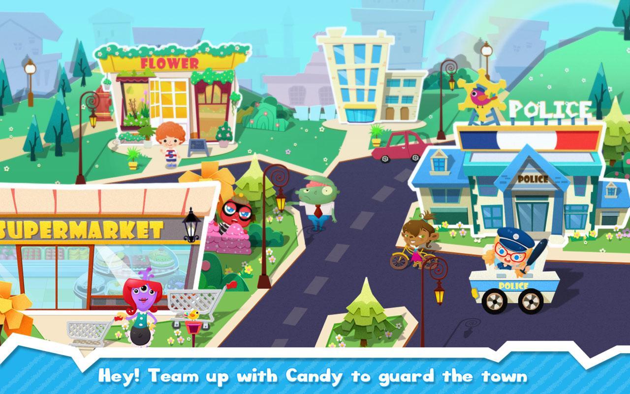 Candy's Town screenshot 1