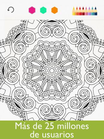 Colorfy: Juegos de Colorear para Adultos - Grátis 3.5.5 Descargar ...