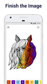 Paint by Numbers: New Colouring Pictures Book Free screenshot 6