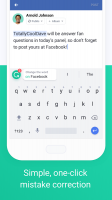 Grammarly Keyboard — Type with confidence Screen
