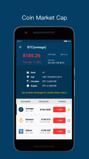 BitUniverse - Crypto Portfolio / Bittrex tracker screenshot 2