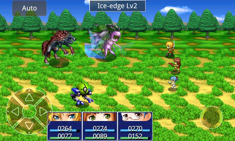 RPG Eve of the Genesis HD 2 0 7 Download APK para Android