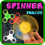 tricks with spinner for free icon