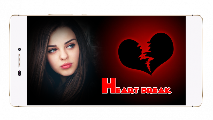 Broken Heart Photo Frame 1.1 Download APK for Android - Aptoide