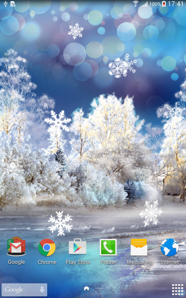 Snowfall Live Wallpaper Download APK For Android Aptoide