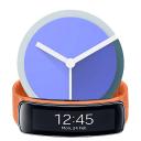 GearFit Clock Alarm Fixer