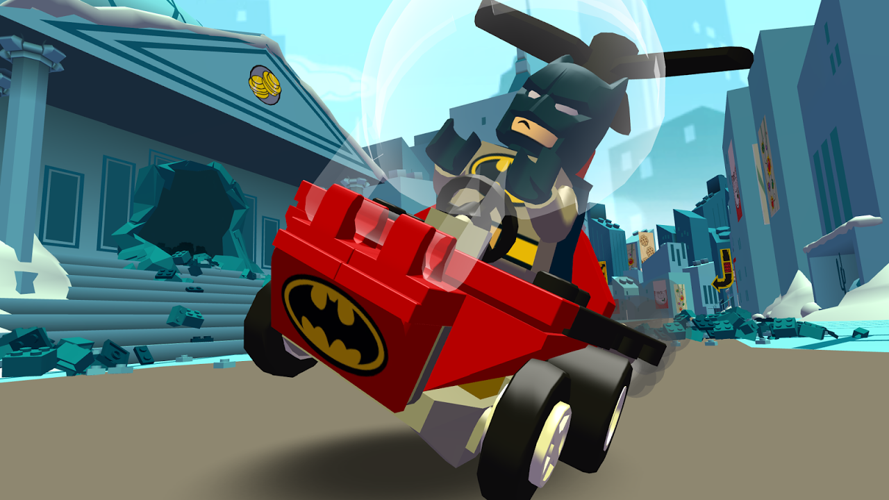 LEGO� DC Mighty Micros screenshot 2