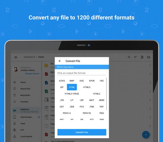 File Commander - File Manager & Free Cloud screenshot 13