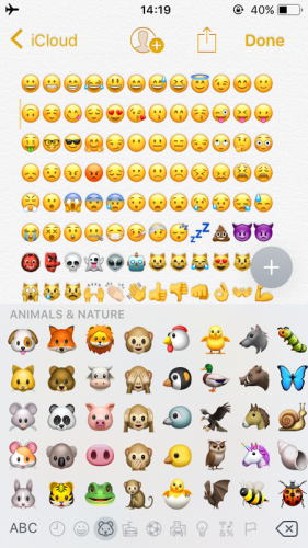 Iphone 8 Emoji Keyboard 1 0 Download Android Apk Aptoide