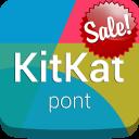 Apex/Nova - KitKat Pont Icons