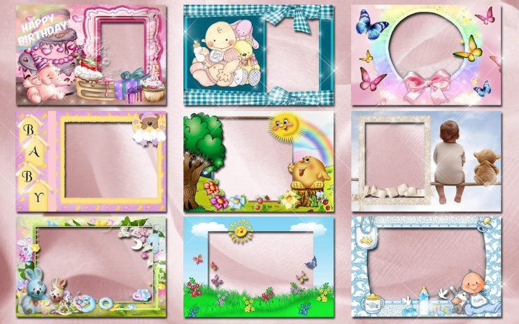 Baby Picture Frame Maker 14 Download Apk For Android Aptoide
