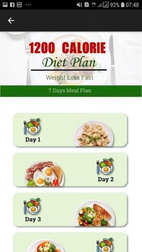 1200 Calorie Diet Plan 7 0 Download Android Apk Aptoide