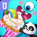 Kleiner Panda Monsterfreunde