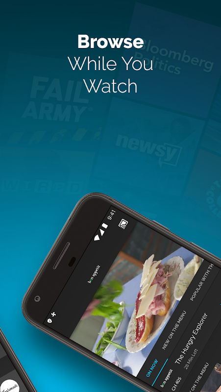 XUMO: FREE MOVIES & TV screenshot 2