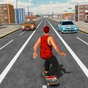 Street SkateBoard Game-Extreme 3D Flip Skater Game