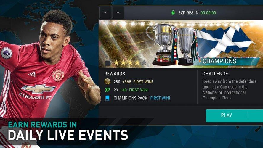 FIFA Futebol screenshot 5