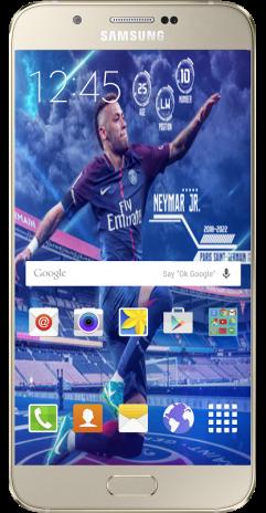 Neymar Wallpapers Foot Ball HD Download APK For Android Aptoide - Skin para minecraft pe de neymar