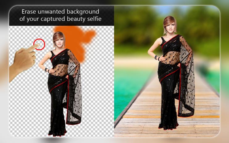 d331a55272 Woman Fancy Saree Photo Suit Editor -Photo Montage 1.0.12 Download ...