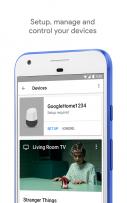 Google Home Screenshot