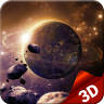 3D Galaxy Space Live Wallpaper Icon