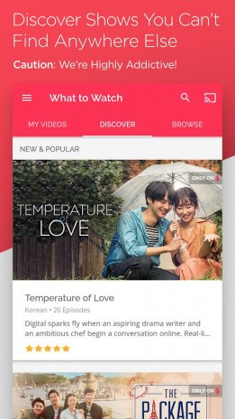 DramaFever: Stream Asian Drama Shows & Movies 01 01 69