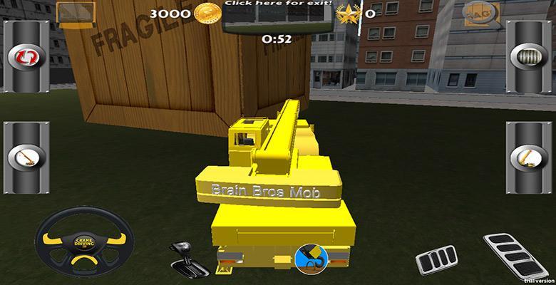 free online crane driving games