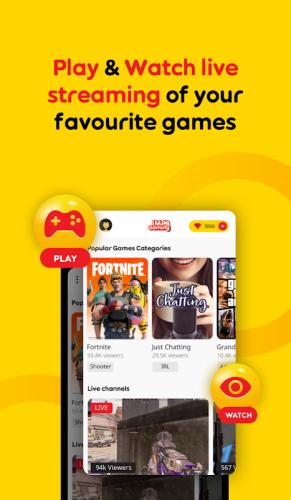 IM Gaming - Play Battles & get Free Data Daily screenshot 2
