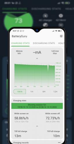 Battery Guru - Battery Monitor - Battery Saver screenshot 8