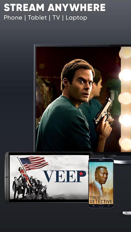 HBO NOW: Stream TV & Movies screenshot 1