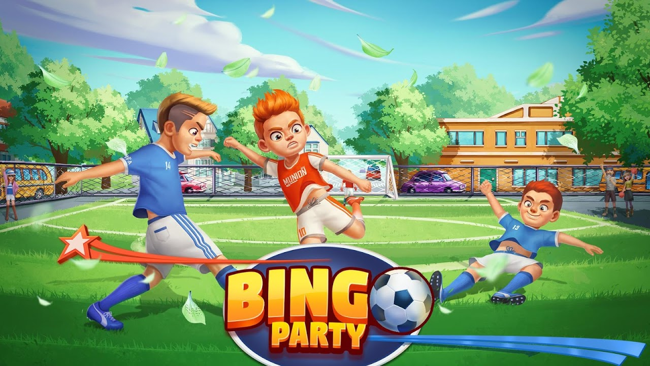 Bingo Party - Free Bingo Games screenshot 1
