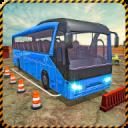 Bus Parkplatz Simulator Spiel