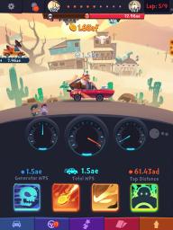 Clicker Racing screenshot 15