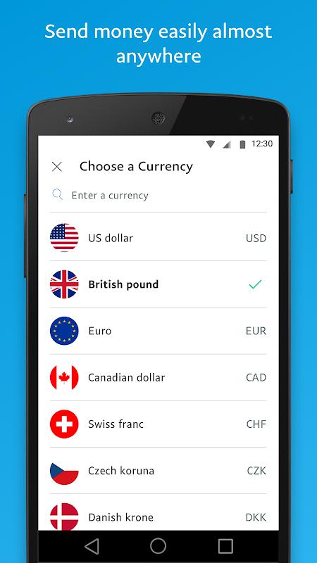 PayPal screenshot 3
