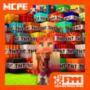 Mod Too Much TNT Deluxe for MCPE