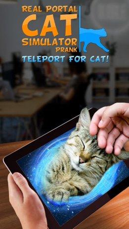 Real Portal Cat Simulator Prank 1 0 ดาวน์โหลด APKสำหรับแอนด