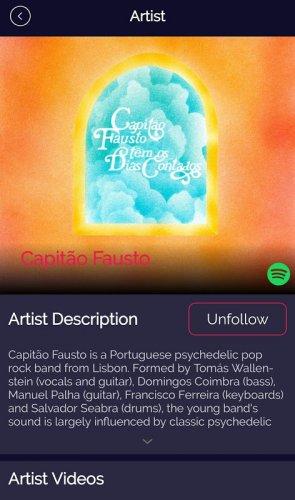 FestivAll, o teu guia de Festivais de Música screenshot 1